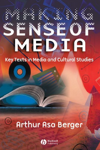 Making Sense of Media Key Texts in Media and Cultural Studies  2004 edition cover