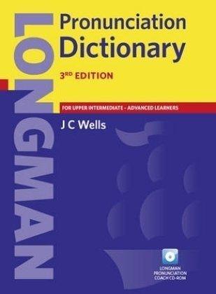 Longman Pronunciation Dictionary  3rd 2008 9781405881173 Front Cover