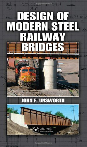 Design of Modern Steel Railway Bridges   2010 edition cover