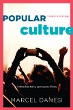Popular Culture Introductory Perspectives 3rd 2015 (Revised) edition cover