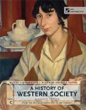A History of Western Society: From the Revolutionary Era to the Present  2013 edition cover