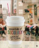 Essentials of Sociology   2015 edition cover