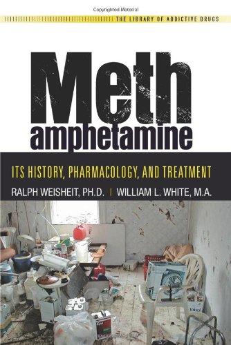 Methamphetamine Its History, Pharmacology, and Treatment  2009 edition cover
