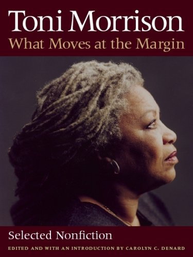 What Moves at the Margin Selected Nonfiction  2008 edition cover