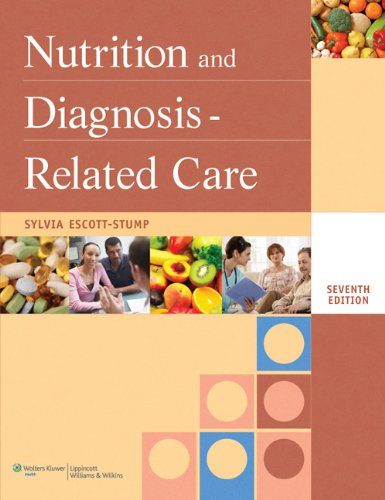 Nutrition and Diagnosis-Related Care  7th (Revised) edition cover
