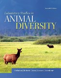Animal Diversity Laboratory Studies:   2014 edition cover