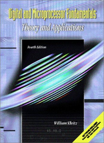 Digital and Microprocessor Fundamentals Theory and Application 4th 2003 edition cover
