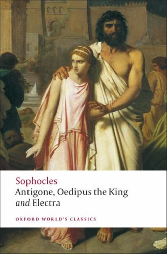 Antigone, Oedipus the King, Electra   2008 edition cover