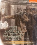 The African American Odyssey + New Myhistorylab With Etext Access Card:  6th 2013 9780205962174 Front Cover