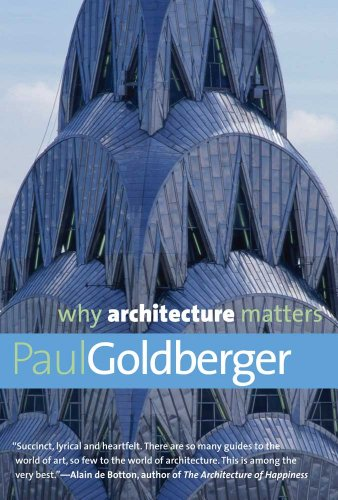 Why Architecture Matters   2011 9780300168174 Front Cover