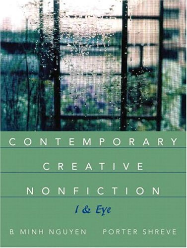Contemporary Creative Nonfiction I and Eye  2005 edition cover