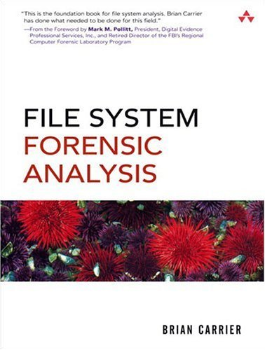 File System Forensic Analysis   2005 edition cover