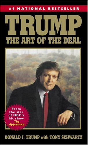 Trump The Art of the Deal  1987 edition cover