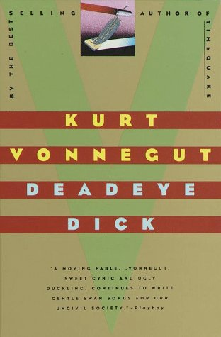 Deadeye Dick   1982 edition cover
