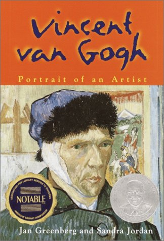 Vincent Van Gogh Portrait of an Artist N/A edition cover