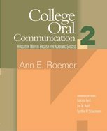 College Oral Communication   2006 edition cover