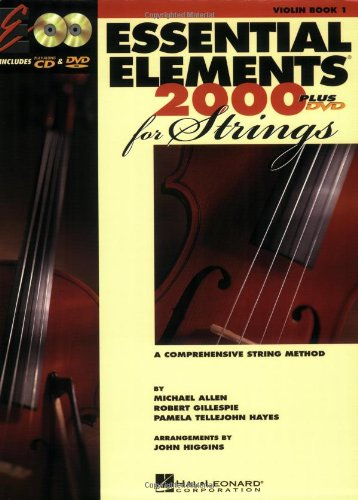 Essential Elements 2000 for Strings   2004 9780634038174 Front Cover