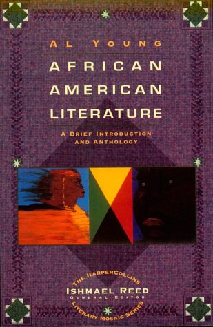 African-American Literature A Brief Introduction and Anthology 1st 1996 (Student Manual, Study Guide, etc.) 9780673990174 Front Cover