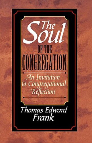 Soul of the Congregation An Invitation to Congregational Reflection N/A edition cover