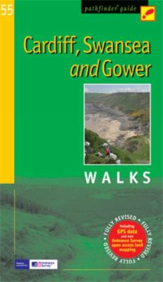 Cardiff, Swansea and Gower (Pathfinder Guide) N/A edition cover