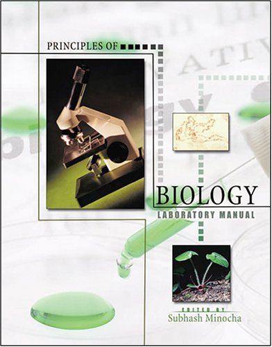 Principles of Biology N/A 9780757520174 Front Cover