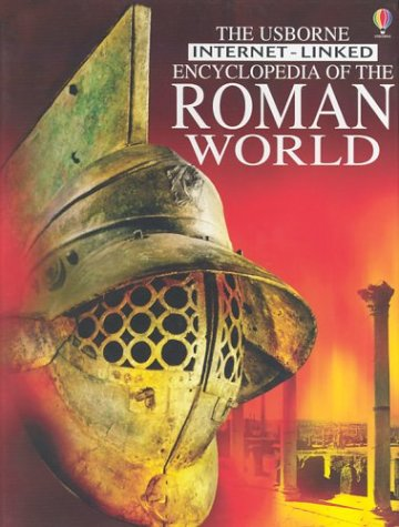 Encyclopedia of the Roman World  N/A 9780794501174 Front Cover