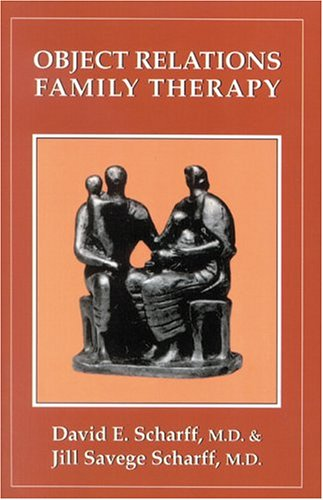 Object Relations Family Therapy  Reprint edition cover