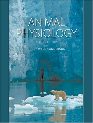 Animal Physiology 2nd 2008 (Revised) edition cover