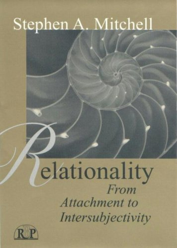 Relationality From Attachment to Intersubjectivity  2001 (Reprint) edition cover