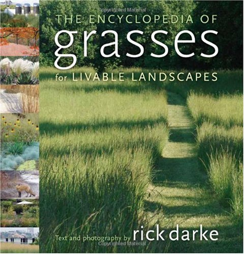 Encyclopedia of Grasses for Livable Landscapes   2007 edition cover