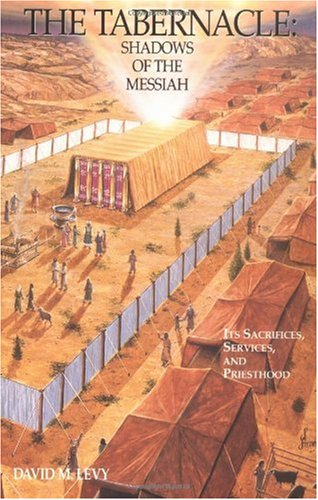 Tabernacle Shadows of the Messiah  1993 edition cover