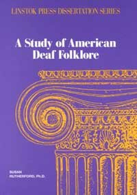Study of American Deaf Folklore 1st edition cover