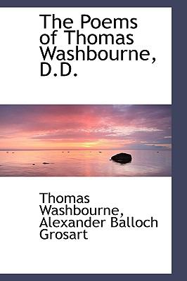 The Poems of Thomas Washbourne, D.d.:   2009 edition cover