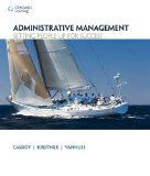 Administrative Management Setting People up for Success  2015 edition cover
