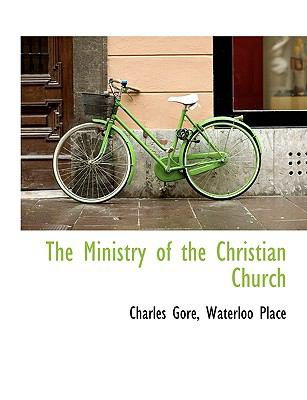 Ministry of the Christian Church N/A edition cover