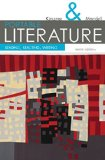 Portable Literature: Reading, Reacting, Writing  2015 edition cover