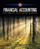 Financial Accounting: The Impact on Decision Makers  2016 9781305654174 Front Cover