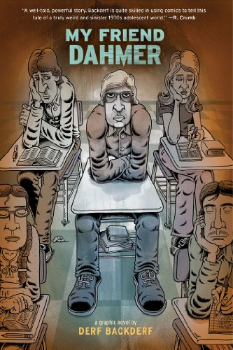 My Friend Dahmer   2011 edition cover