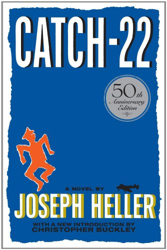 Catch-22  50th 2011 (Anniversary) edition cover