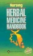 Nursing Herbal Medicine Handbook  3rd 2006 (Revised) edition cover