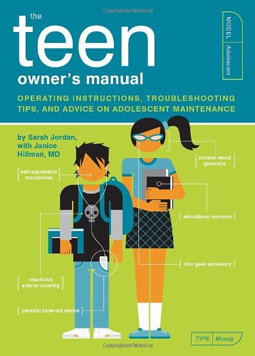 Teen Owner's Manual Operating Instructions, Troubleshooting Tips, and Advice on Adolescent Maintenance N/A 9781594744174 Front Cover