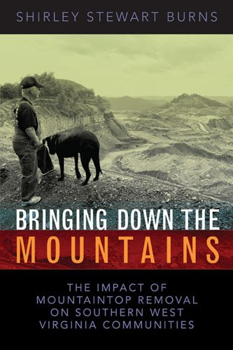 Bringing down the Mountains The Impact of Mountaintop Removal Surface Coal Mining on Souterh West Virginia Communities  2007 9781933202174 Front Cover