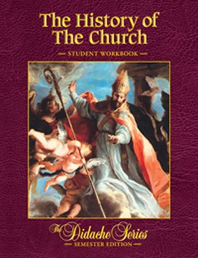 HISTORY OF THE CHURCH (SEM.ED.)-WKBK. N/A edition cover