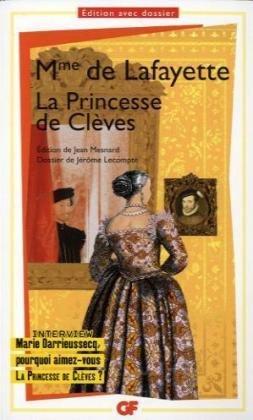Princesse de Clèves  2009 edition cover