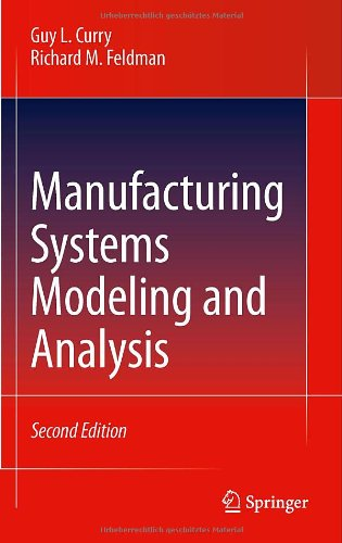 Manufacturing Systems Modeling and Analysis  2nd 2011 edition cover