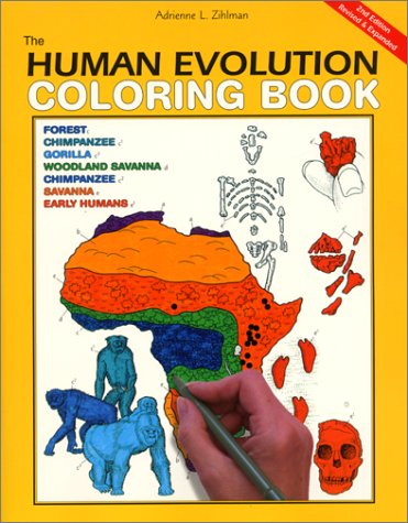 Human Evolution  2nd 2000 edition cover