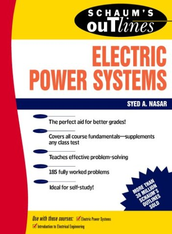 Electrical Power Systems   1990 edition cover