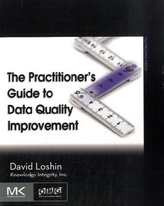 Practitioner's Guide to Data Quality Improvement   2010 edition cover