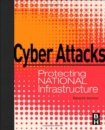 Cyber Attacks Protecting National Infrastructure  2010 edition cover