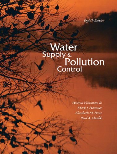 Water Supply and Pollution Control  8th 2009 edition cover